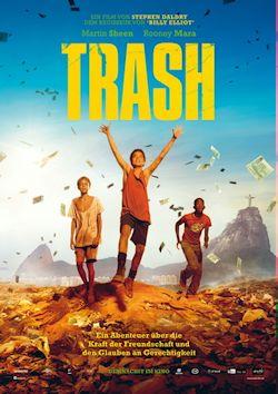 Trash - Plakat zum Film