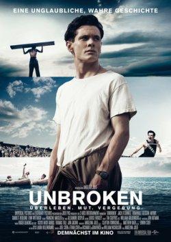 Unbroken - Plakat zum Film