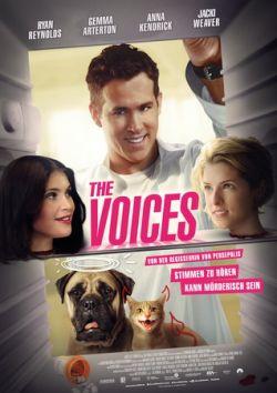 The Voices - Plakat zum Film