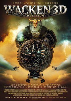 Wacken 3D - Plakat zum Film