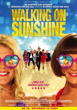 Walking On Sunshine - Plakat zum Film