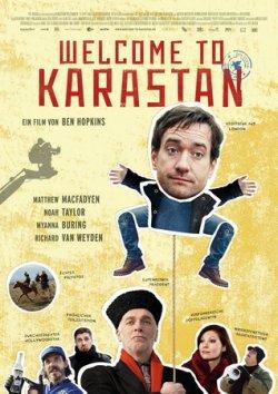 Welcome To Karastan - Plakat zum Film