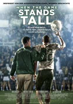 When The Game Stands Tall - Plakat zum Film
