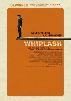 Whiplash - Plakat zum Film