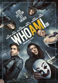 Who Am I - Kein System ist sicher - Plakat zum Film