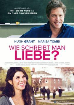 Wie schreibt man Liebe? - Plakat zum Film