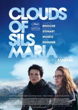 Die Wolken von Sils Maria - Plakat zum Film