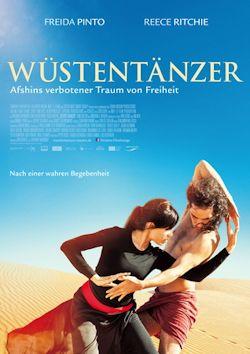 Wüstentänzer - Afshins verbotener Traum von Freiheit - Plakat zum Film