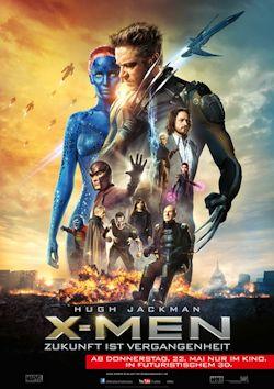 X-Men: Zukunft ist Vergangenheit - Plakat zum Film