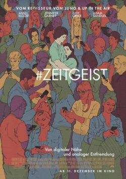 #Zeitgeist - Plakat zum Film