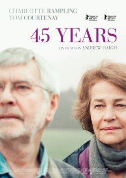 45 Years - Plakat zum Film