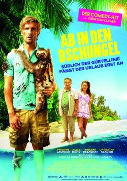 Ab in den Dschungel - Plakat zum Film
