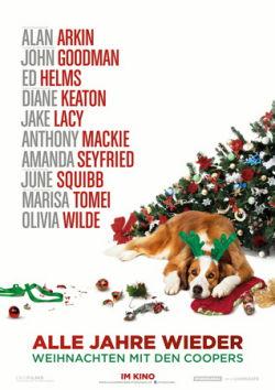 Alle Jahre wieder - Weihnachten mit den Coopers - Plakat zum Film