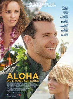 Aloha - Die Chance auf Glück - Plakat zum Film