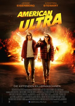 American Ultra - Plakat zum Film