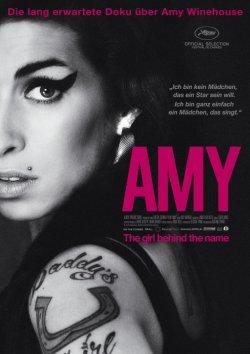 Amy - Plakat zum Film