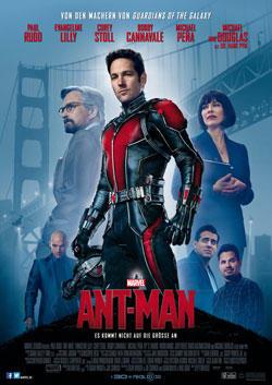 Ant-Man - Plakat zum Film