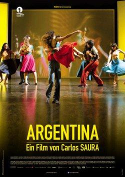 Argentina - Plakat zum Film