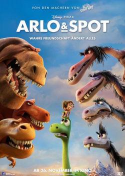 Arlo und Spot - Plakat zum Film