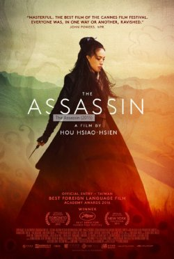 The Assassin - Plakat zum Film