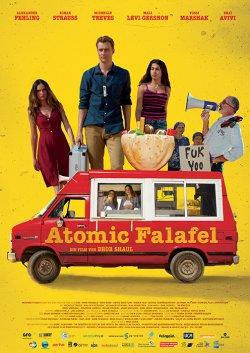 Atomic Falafel - Plakat zum Film
