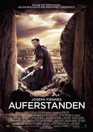 Auferstanden - Plakat zum Film