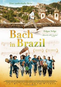 Bach In Brazil - Plakat zum Film