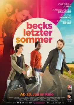 Becks letzter Sommer - Plakat zum Film