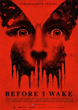 Before I Wake - Plakat zum Film