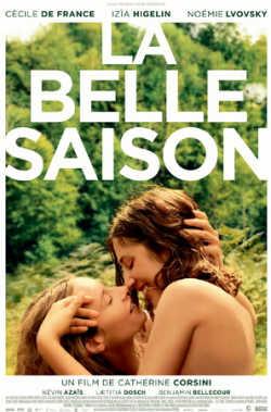 La belle saison - Eine Sommerliebe - Plakat zum Film