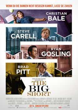 The Big Short - Plakat zum Film