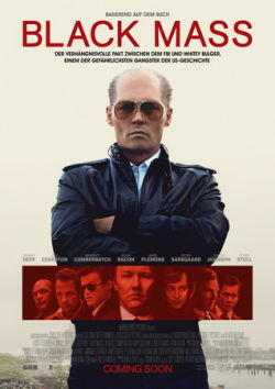 Black Mass - Plakat zum Film