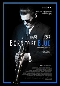 Born To Be Blue - Plakat zum Film