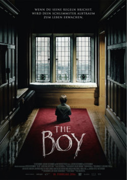 The Boy - Plakat zum Film