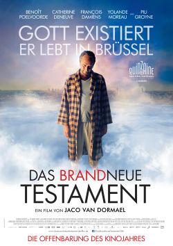 Das brandneue Testament - Plakat zum Film