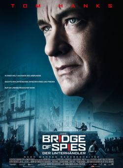 Bridge Of Spies - Der Unterhändler - Plakat zum Film