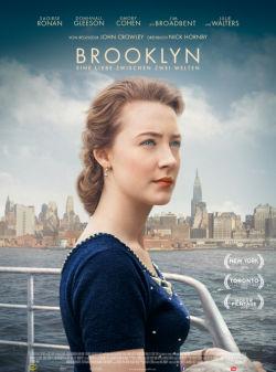 Brooklyn - Eine Liebe zwischen zwei Welten - Plakat zum Film