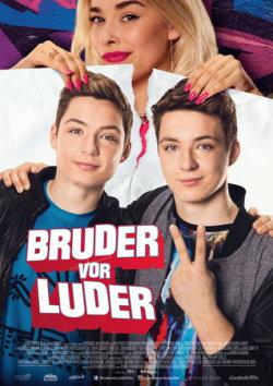 Bruder vor Luder - Plakat zum Film