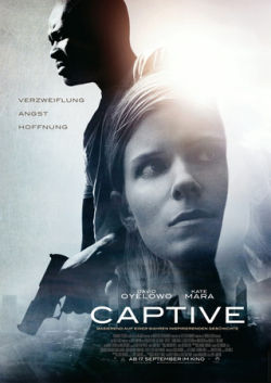 Captive - Plakat zum Film