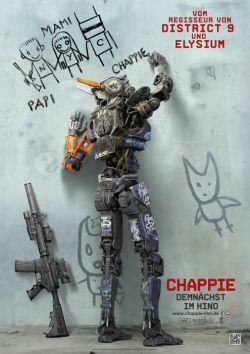 Chappie - Plakat zum Film