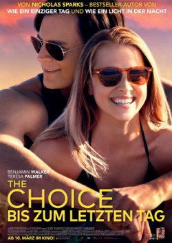 The Choice - Bis zum letzten Tag - Plakat zum Film