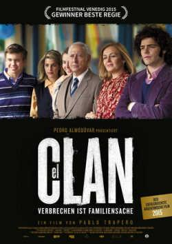 El Clan - Plakat zum Film