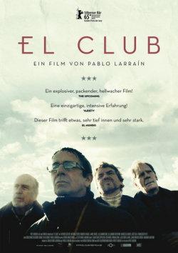 El Club - Plakat zum Film