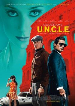 Codename U.N.C.L.E. - Plakat zum Film