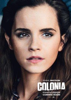 Colonia Dignidad - Es gibt kein Zurück - Plakat zum Film
