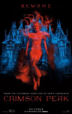 Crimson Peak - Plakat zum Film