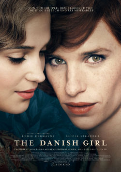 The Danish Girl - Plakat zum Film