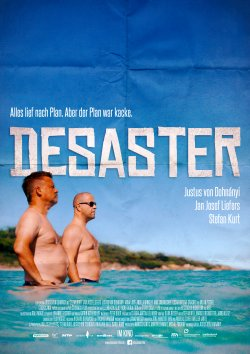 Desaster - Plakat zum Film