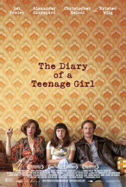 The Diary Of A Teenage Girl - Plakat zum Film