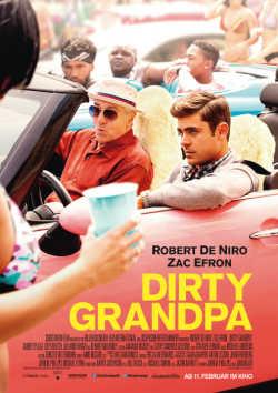 Dirty Grandpa - Plakat zum Film